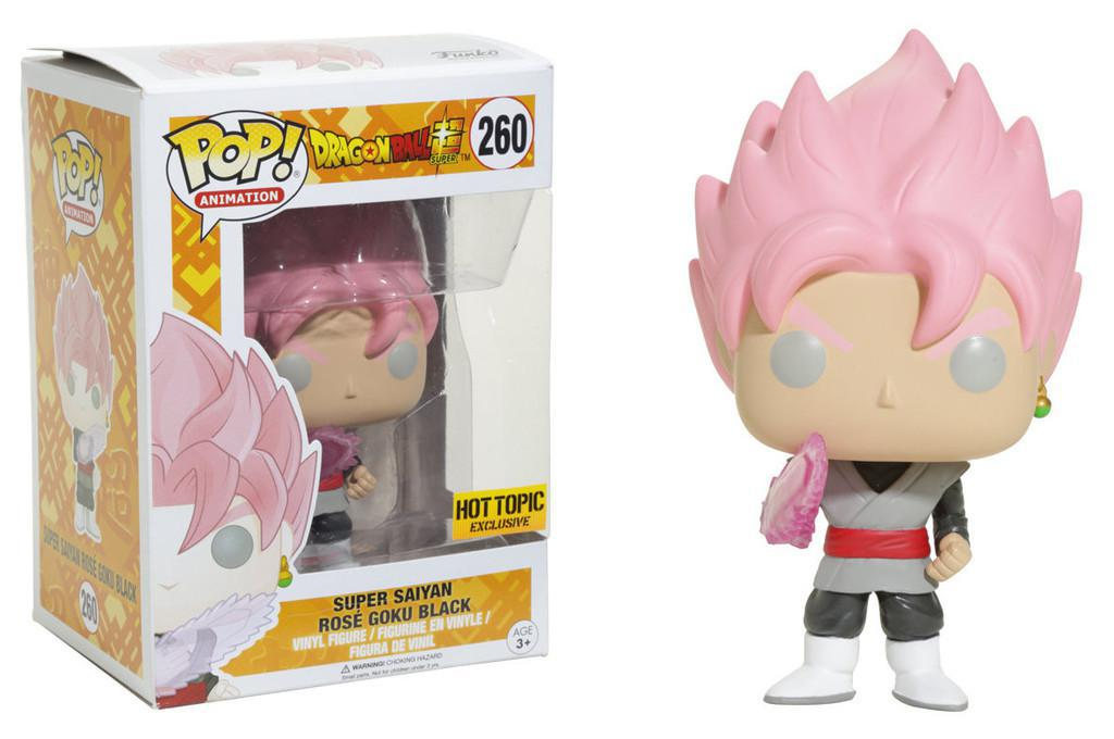 Super Saiyan Rose Goku Black (Hot Topic Ex.) 260