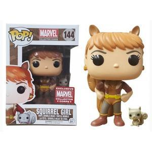 Squirrel Girl (Marvel Collector Corps Ex.) 144