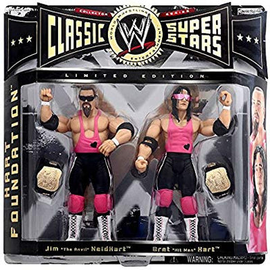WWE Classic Superstars: 2 Pack Series