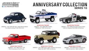 Greenlight Anniversary Collection Series 10