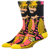 """Macho Man"" Randy Savage Crew Socks"