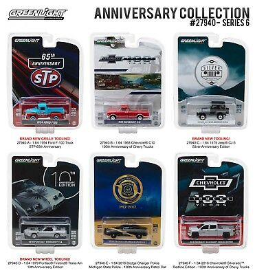 Anniversary Collection Series 6
