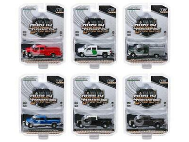Greenlight Dually Drivers Series 3