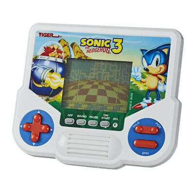 Hasbro Gaming : Sonic The Hedgehog 3 LCD video game