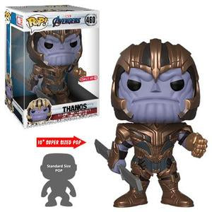 Thanos (Target) 460 10 Inch