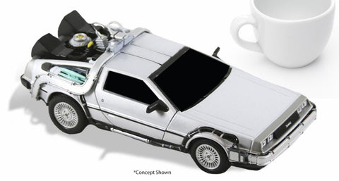 "Back to the Future – 6"" Diecast Vehicle – Time Machine (Pre Order)"
