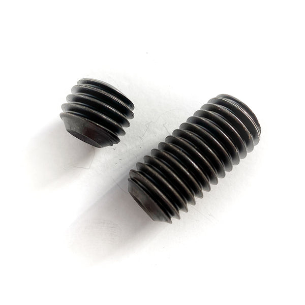 Set Screws Black Oxide Alloy