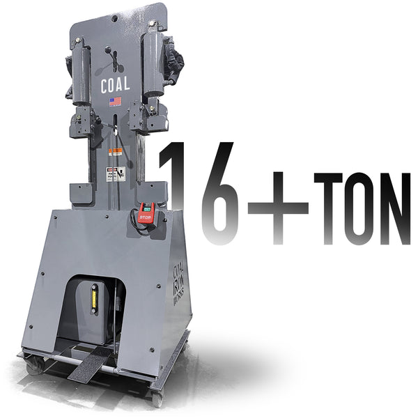 Double-Sided 16+ Ton Forging Press