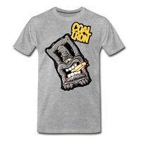 Men's Premium MONSTER 12-Ton T-Shirt - heather gray