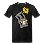 Men's Premium MONSTER 12-Ton T-Shirt - charcoal gray