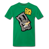 Men's Premium MONSTER 12-Ton T-Shirt - kelly green