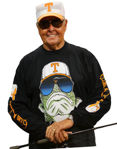 Bill Dance Bass Long Sleeve T-Shirt