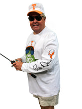 Load image into Gallery viewer, Bill Dance Bass Long Sleeve T-Shirt