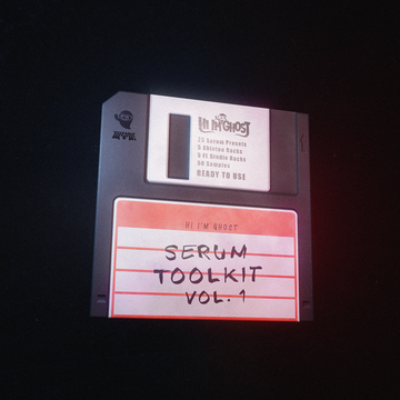 Hi I'm Ghost Serum Toolkit Vol.1
