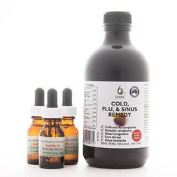 Cold, Flu, and Sinus Remedy - Initial Order Pack