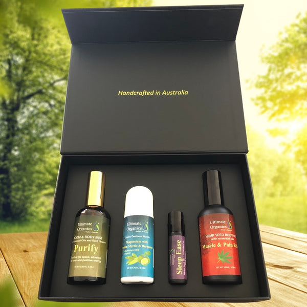 Ultimate Organics Therapy Pack