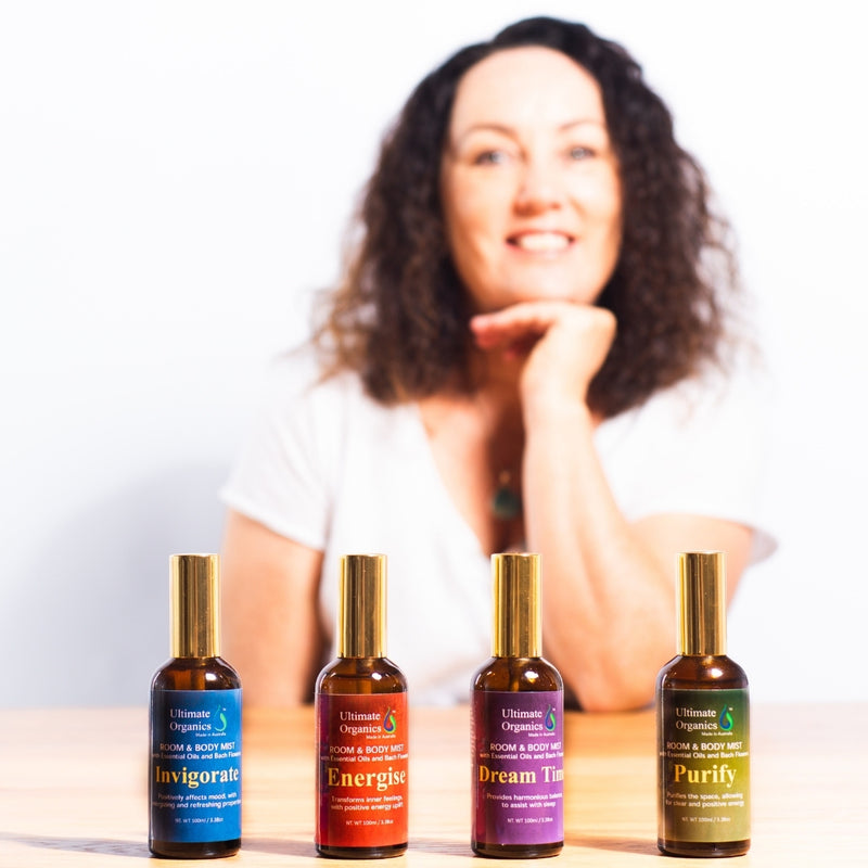 Room & Body Mists with Essential Oils Australia