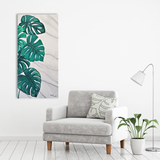 Original Painting of Split Leaf Philodendron
