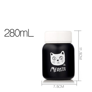 Cartoon Thermos Stainless Steel