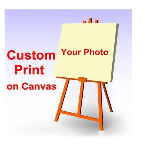 Customized Silk Poster Canvas