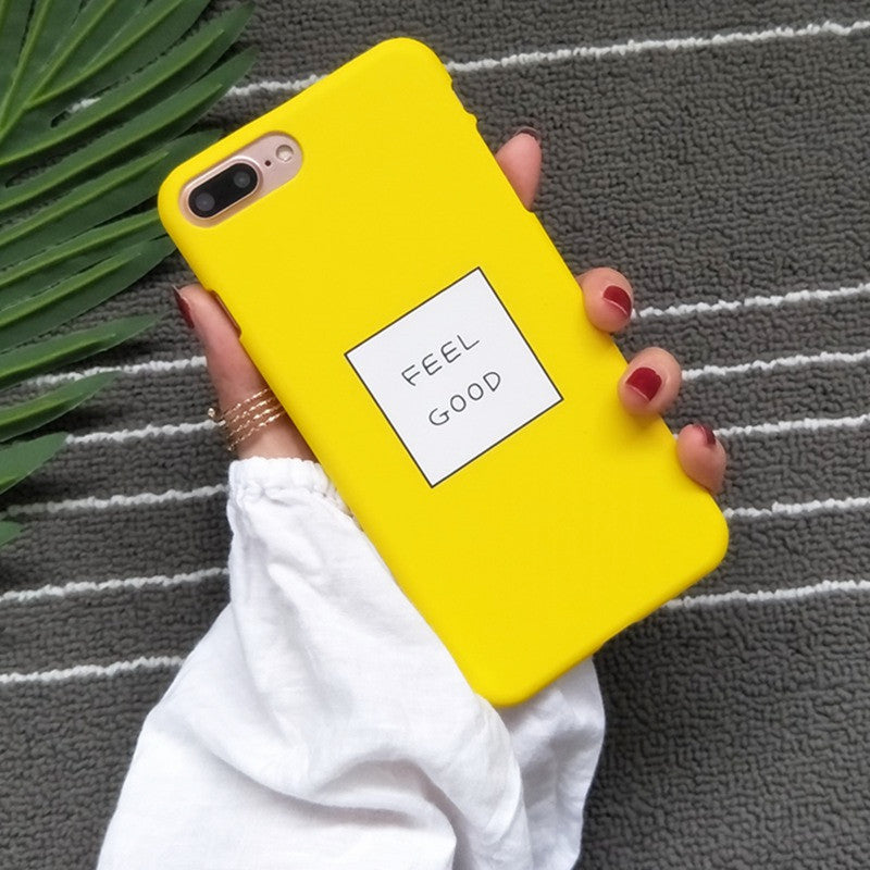 Feel Good Yellow Case