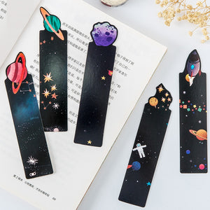 30pcs Galaxy bookmarks