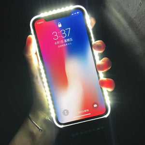 Cellfie Light Glow Case