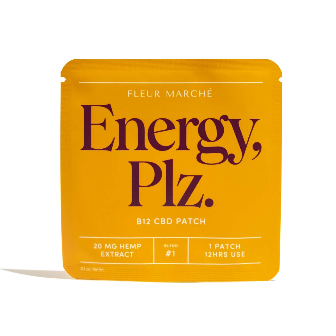 The Energy Patch