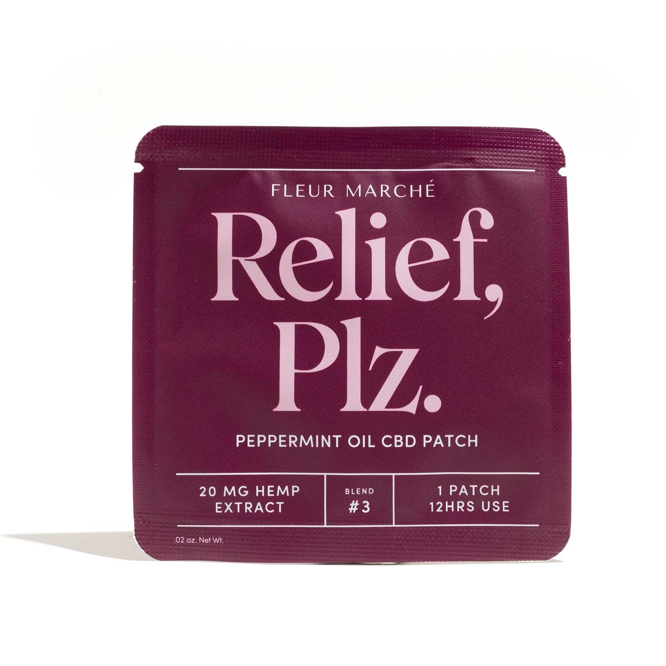 The Relief Patch