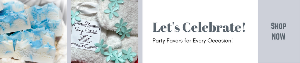 Cynthia's Southern Luxuries Party Favors - Header