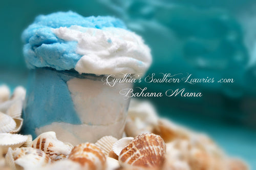 Bahama Mama Foaming Butter Sugar Scrub