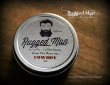 Load image into Gallery viewer, Cowboy Beard Wax