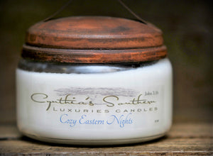 Cozy Eastern Nights Candle