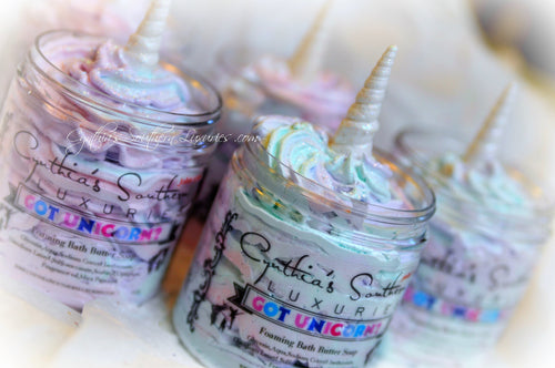 Got Unicorn? Foaming Butter Soap