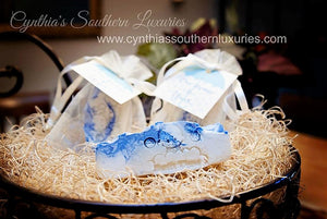 Baby Boy Gender Reveal Soaps