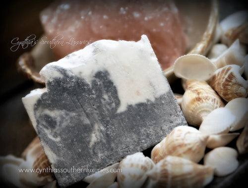 Himalayan Sea Salt Charcoal Spa Soap
