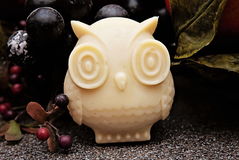 Owl Lotion Bar