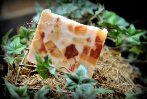 Peppermint & Vanilla Spa Soap