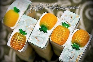 Pineapple Spa Soap