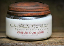 Load image into Gallery viewer, Rustic Pumpkin Candle