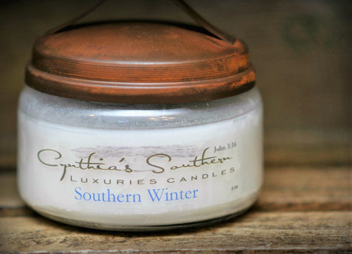 Southern Winter Candle