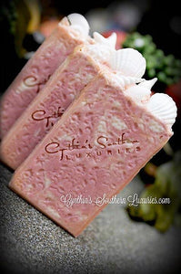 Sweet Ocean Water Seashell Spa Soap