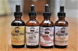 Mr. Awesome Beard Oil