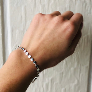 Womens Mila Disc Bracelet