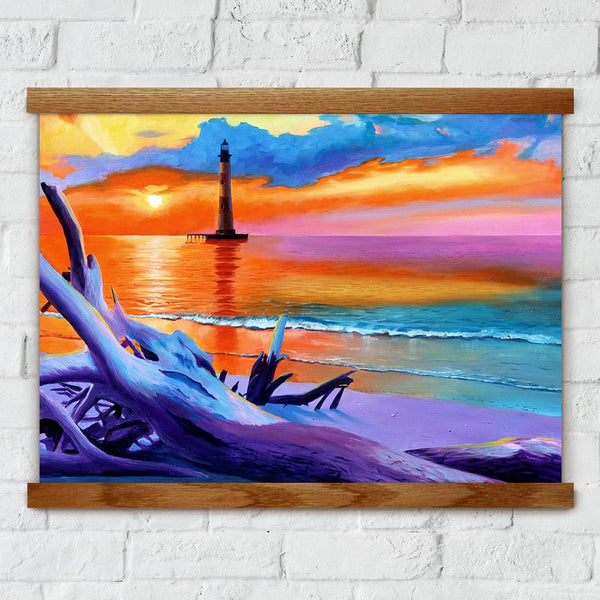 Lighthouse Artwork Wall Decor