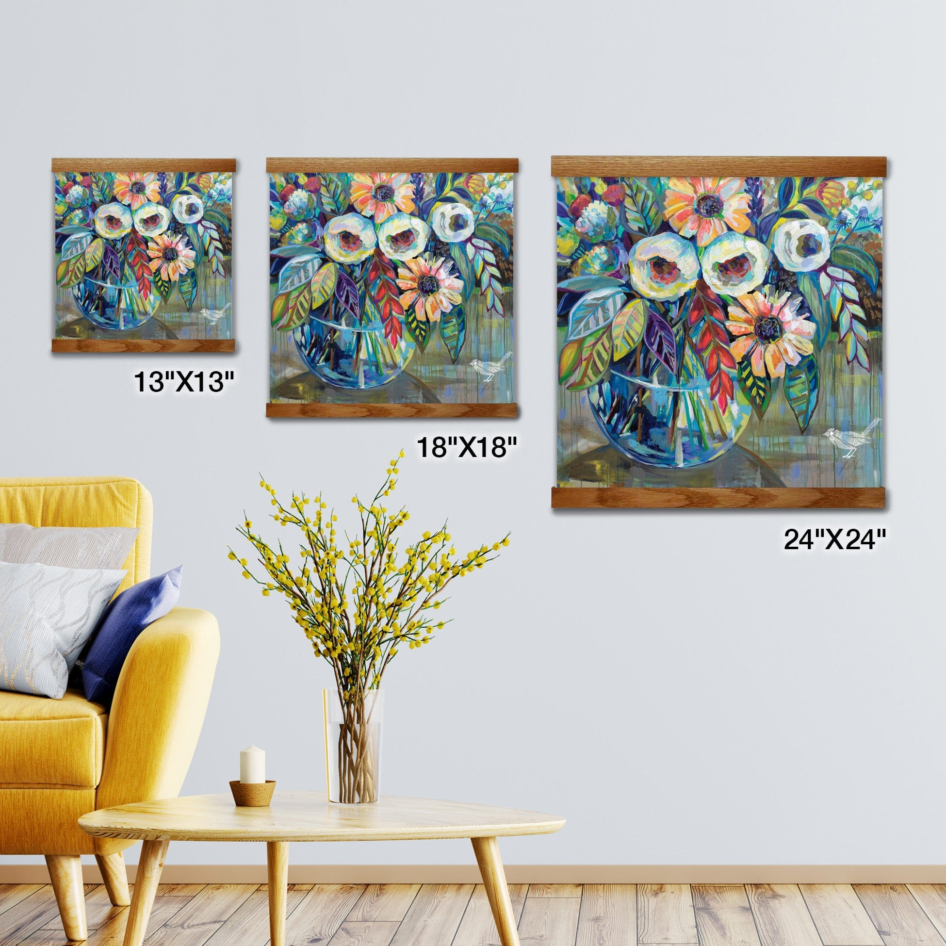 Joy Artwork Wall Decor