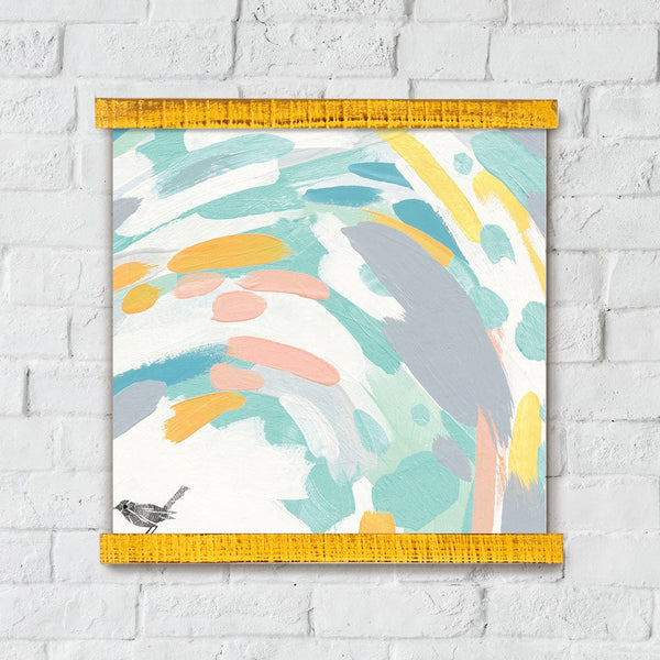 Laughter II Artwork Wall Decor