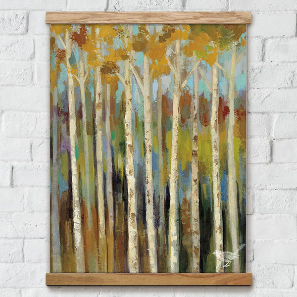 Young Forest I Artwork Wall Decor