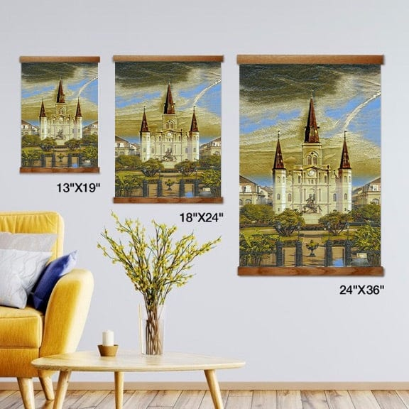 St. Louis Cathedral Artwork Wall Decor