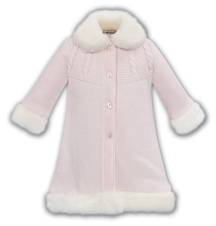 Sarahlouise Pale Pink Winter Cost